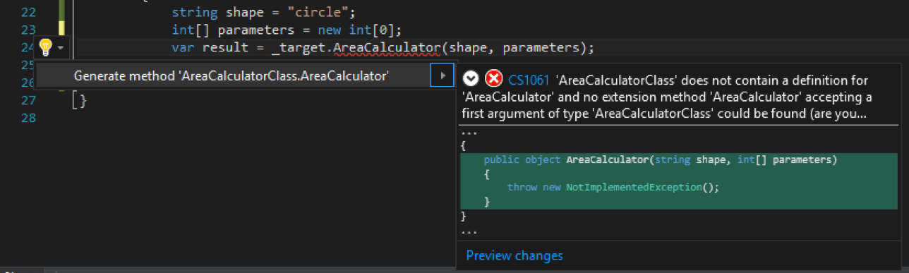 Using Live Code Analysis in Visual Studio 2015